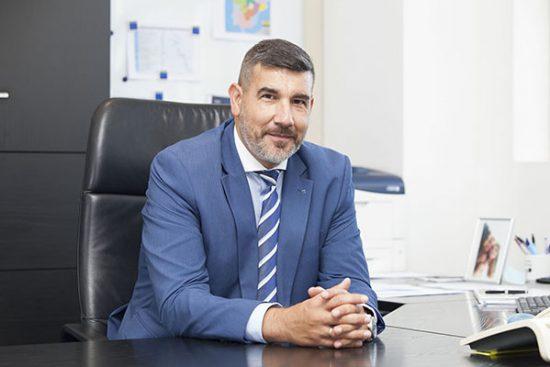 Juan Manuel Sánchez, director general de TRUMPF.