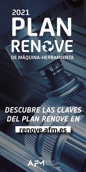 AFM Plan Renove Máquina-Herramienta 2021